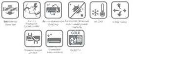 Настенная сплит система LG S-PT PLASMA ,Турция
