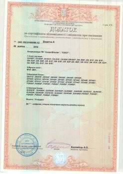 Cooper&Hunter Сертификат соответствия